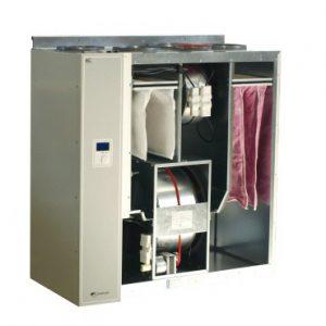 SystemAir VR400 EV arba DCV filtrai