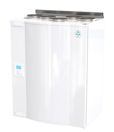 SystemAir SAVE VTR 200 filtrai